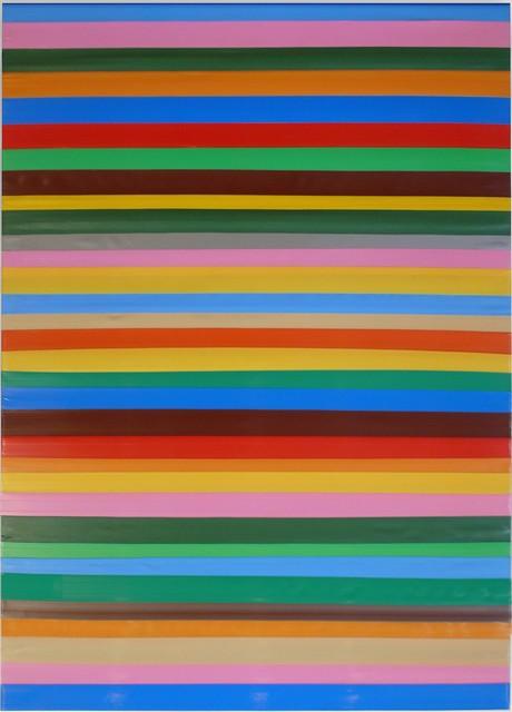 Francisco Sobrino, 'Sin título (Panel 3)', 2003, Museo de Arte Contemporáneo de Buenos Aires
