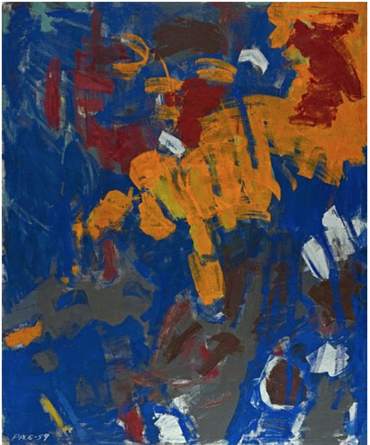 , 'Untitled (59-06),' 1959, Berry Campbell Gallery