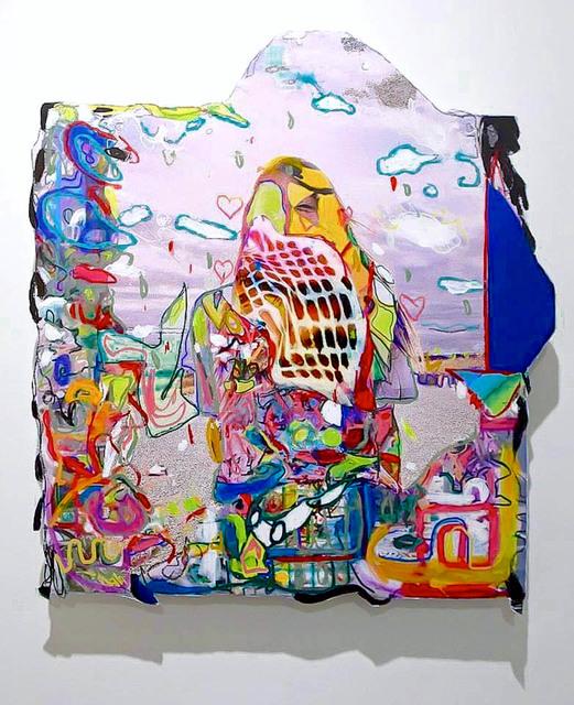 , 'My Girl My Sky,' 2017, Brainworks Gallery