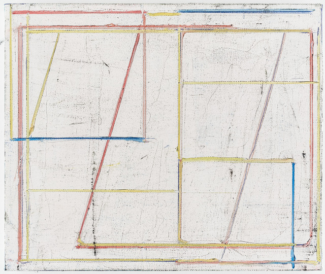 , 'Felderlandschaft ,' 2016, Patrick Heide Contemporary