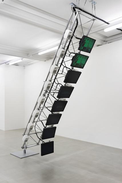 Dara Birnbaum, 'Transmission Tower: Sentinel', 1992, Marian Goodman Gallery