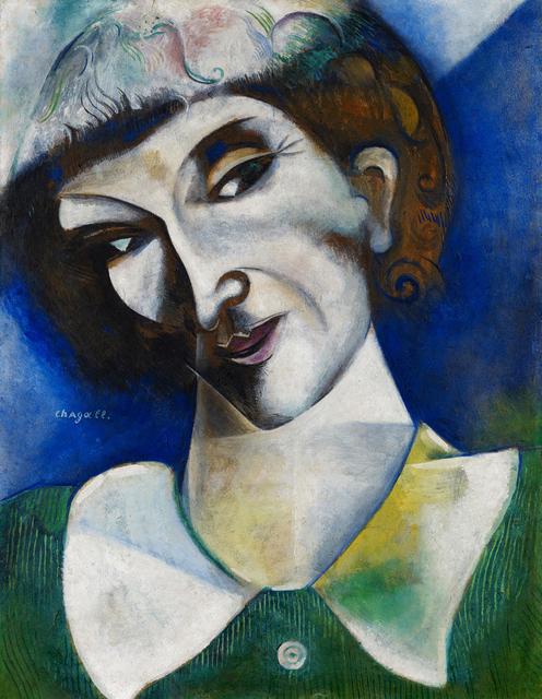 , 'Self-Portrait ,' 1914, Kunstmuseum Basel