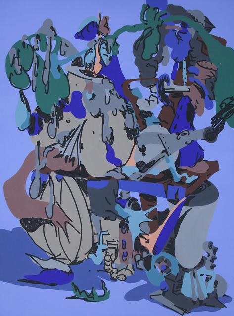 , 'Flower Pot,' 2014, Ruttkowski;68