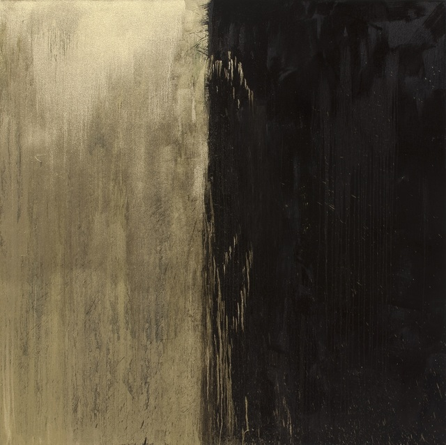 , 'Black and Gold #2,' 2009, Locks Gallery
