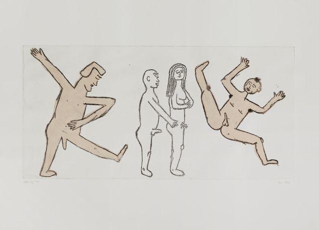 Sara Zielinski, 'Offerings', 2014, Childs Gallery
