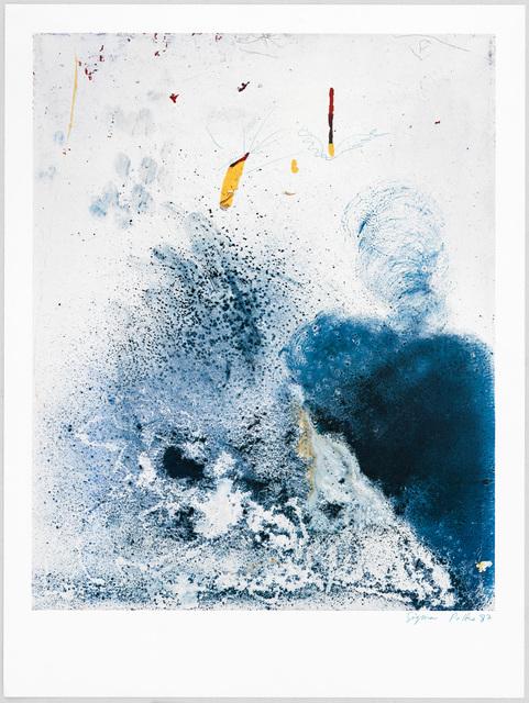 , 'Untitled (Farbprobe II),' , Setareh Gallery
