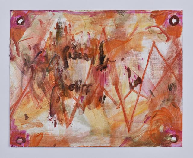 , 'Untitled,' 2013, Campoli Presti