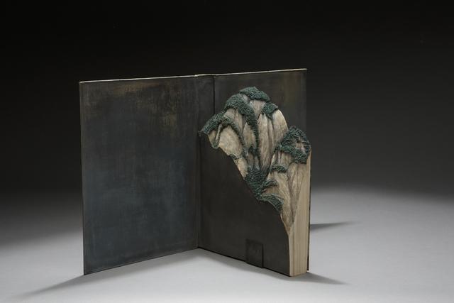 , 'Arts de la Chine (detail),' 2016, JHB Gallery