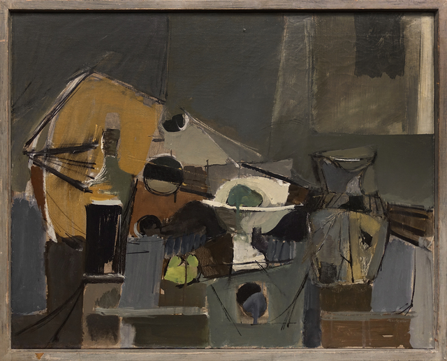 , 'Blue Still Life,' 1948, Hollis Taggart Galleries