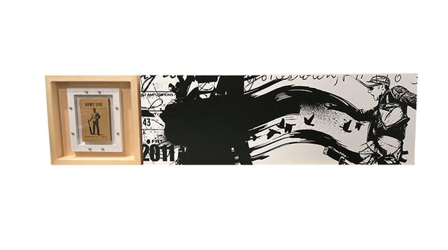 , 'Army Life,' 2016, De Re Gallery