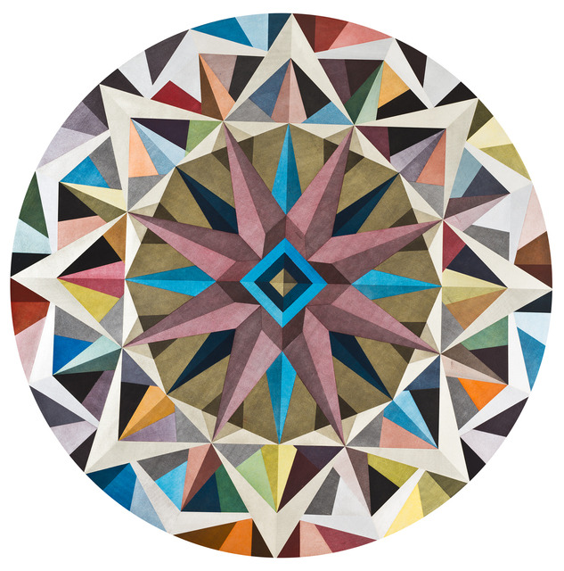 , 'Compass Rose,' 2014, K. Imperial Fine Art