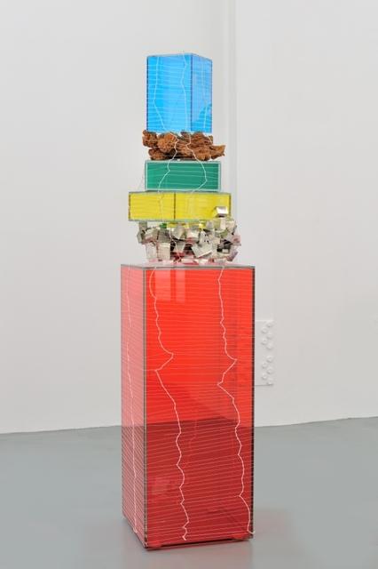 , 'Eye Ball Story,' 2014, Galerie Mitterrand