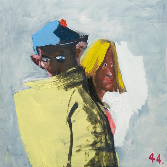 , 'Art Student #18,' 2017, OLSEN GALLERY