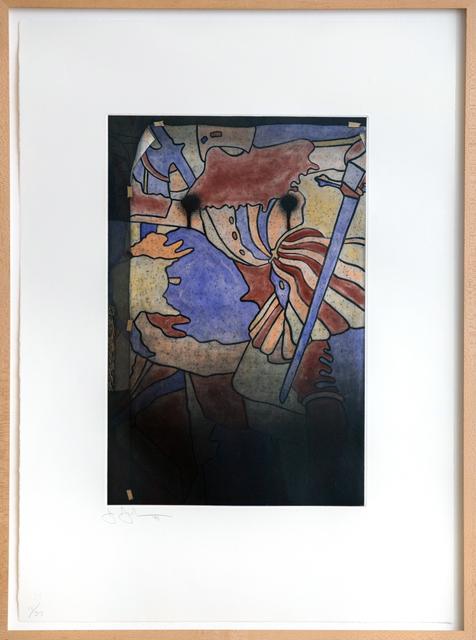 Jasper Johns, 'Untitled', 1999, Friends Seminary Benefit Auction