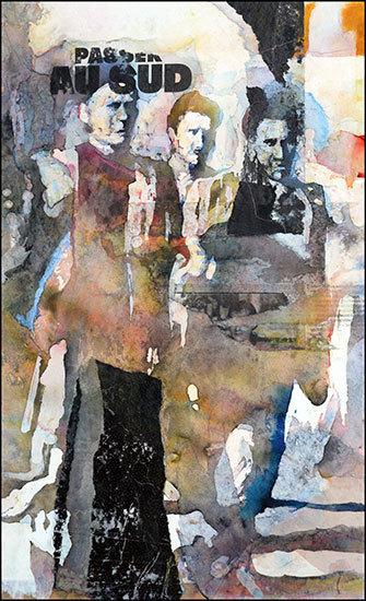 , 'PASSER AU SUD,' 2015, ARTCO Gallery