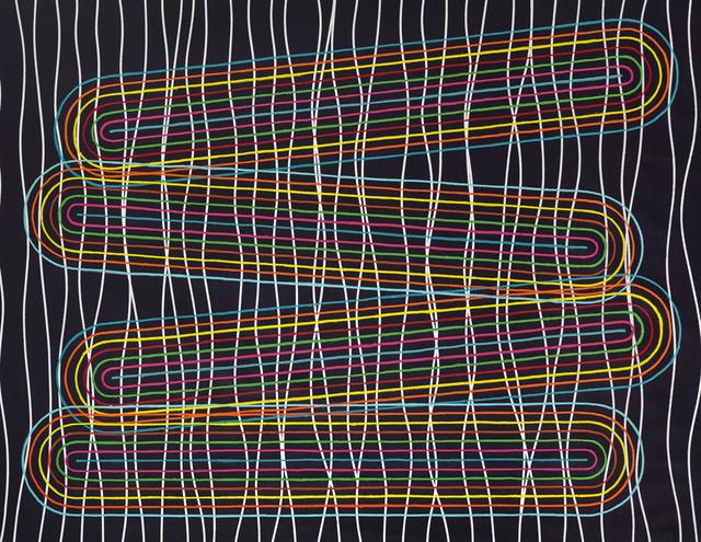 , 'Structure No 5 - 11,' 2015, Puerta Roja