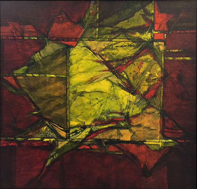 , 'Red and Yellow Facets,' 1980, Russo Lee Gallery