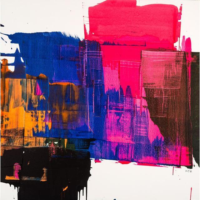 , 'Tilt,' , Exhibit by Aberson