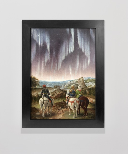 , 'Studies into the Past,' n/a, Sean Kelly Gallery