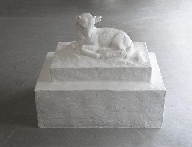 , 'The Lamb,' 2014, White Cube