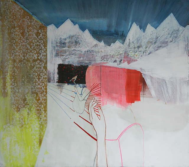 , 'The Bird and the Mountains,' 2008, Sloan Fine Art