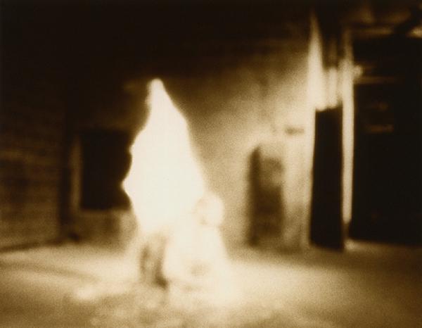 , 'Self-portrait, Newark, NJ, 1987 [1987-11],' 1987-1989, Kent Fine Art