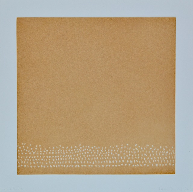 , 'Clusters (Plate 3),' 1976, Anders Wahlstedt Fine Art