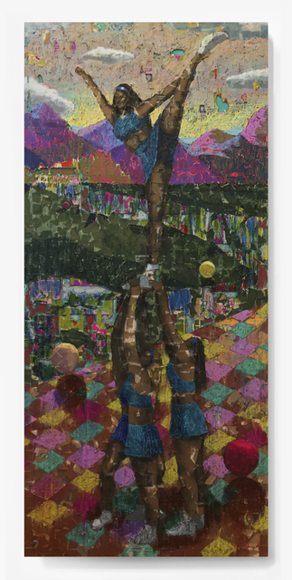 , '175 years,' 2018, Luce Gallery