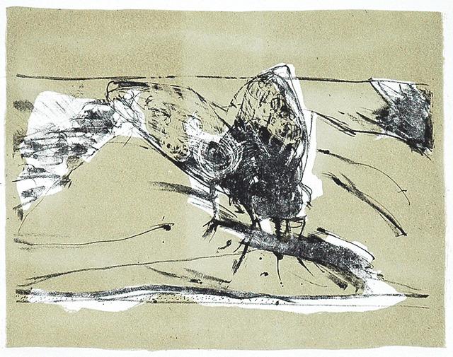 , 'Mallditas moscas,' 2013, Centro de Edición