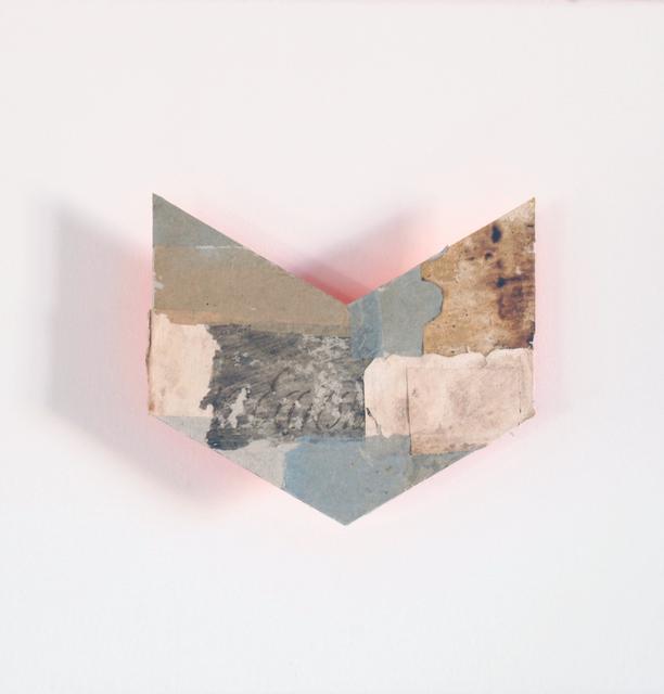, 'A shackman heart is a joy forever,' 2016, Honos Art