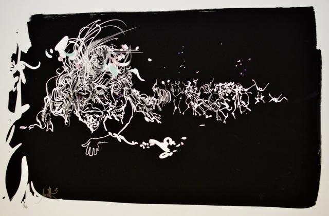 , 'Noir,' 1985, ByNewArt