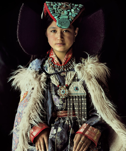 , 'VII 272C Perak Lady Lamayuru Monastery, Lamayaru Village, Ladakh India - Ladakhi, India,' 2012, Willas Contemporary
