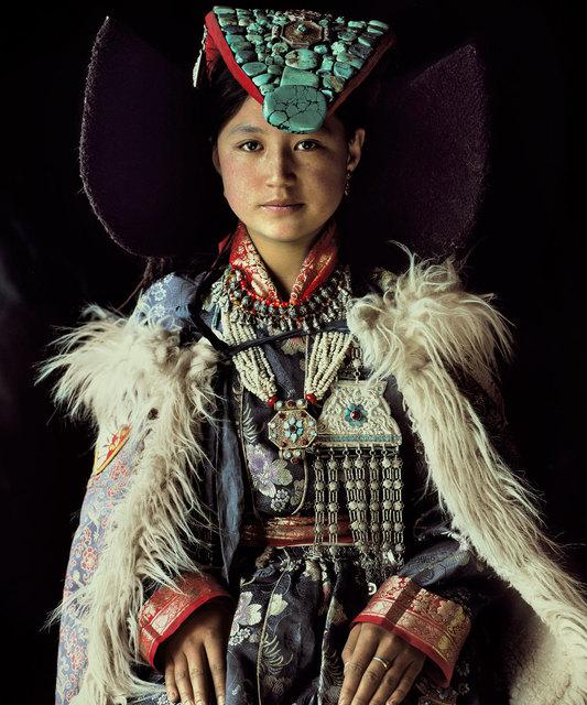 , 'VII 272C Perak Lady Lamayuru Monastery, Lamayaru Village, Ladakh India - Ladakhi, India,' 2012, WILLAS Contemporary