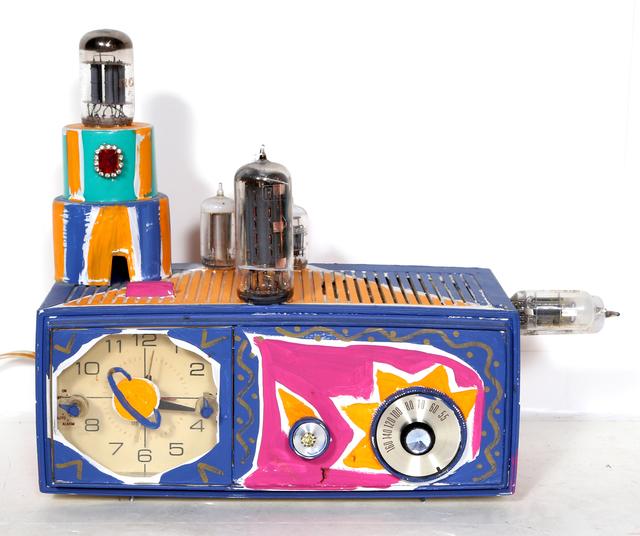 , 'Clock Radio,' ca. 1985, RoGallery