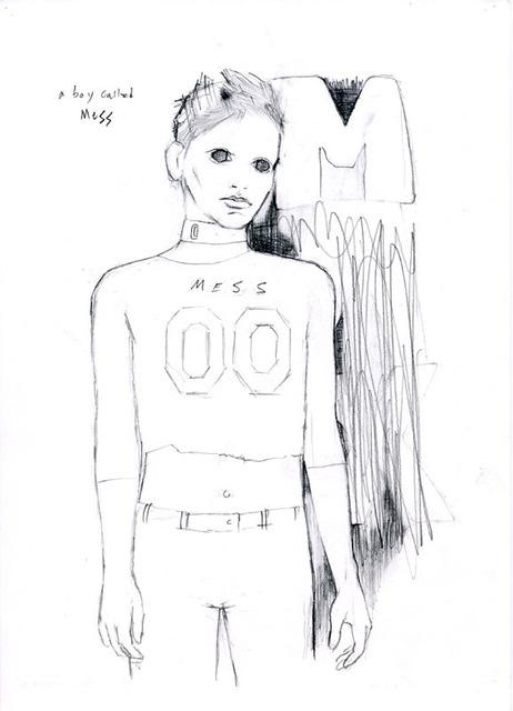 , 'a boy called Mess (#33 of 38),' 1997, A3 Arndt Art Agency