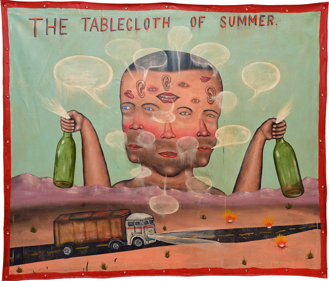 , 'The Tablecloth of Summer,' 2013, Antonio Colombo