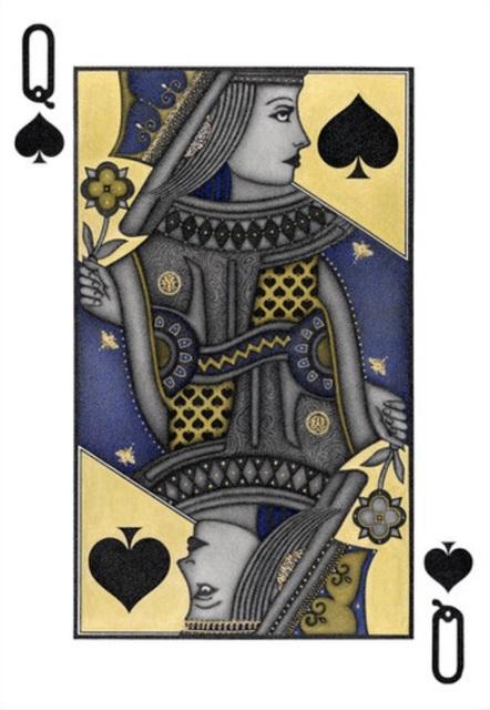 Yelena York, 'Queen of Spades', 2018, Mouche Gallery