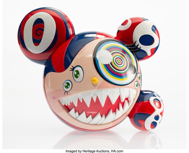 Takashi Murakami, 'Mr. Dob (Red)', 2016, Heritage Auctions