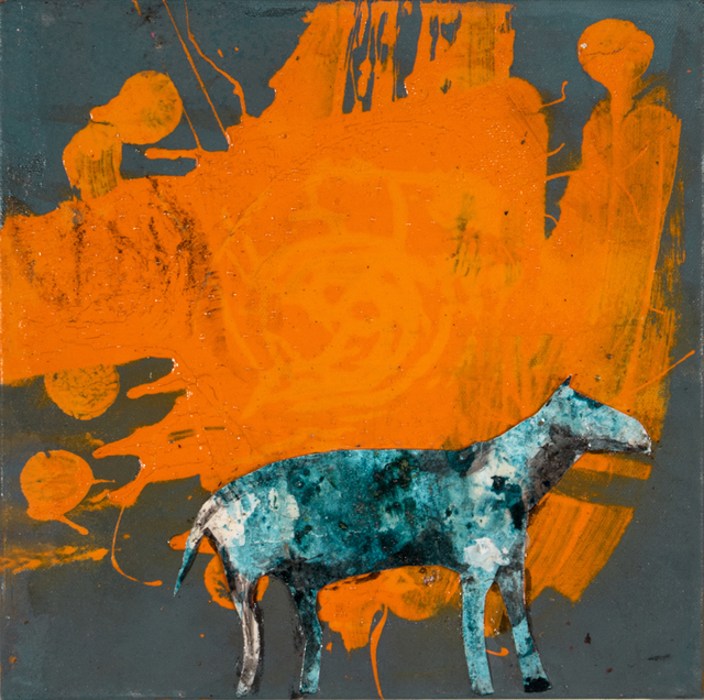 Casey McGlynn, 'Abstract Impressionism Horse', 2019, Foster/White Gallery