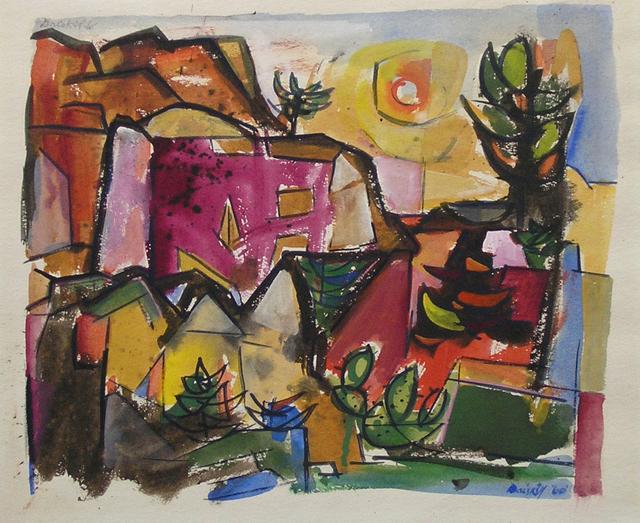 , 'Colorado Scape,' 1960, Dolan/Maxwell