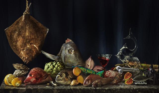 , 'Fisch (Ed. 2/3),' 2019, Cadogan Contemporary