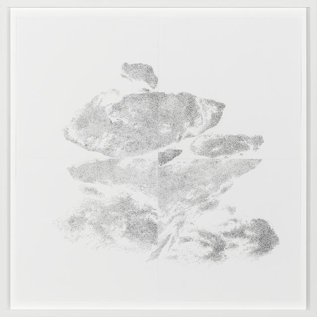 , 'Freie Ausrichtung 4,' 2017, Galerie du Monde