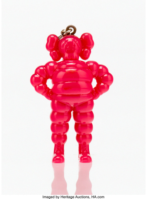 KAWS, 'Chum Keychain (Pink)', 2009, Heritage Auctions