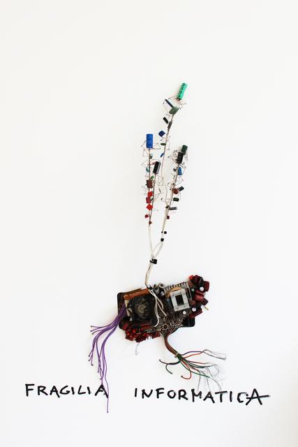 , 'Fragile Informatica,' 2017, Sapar Contemporary