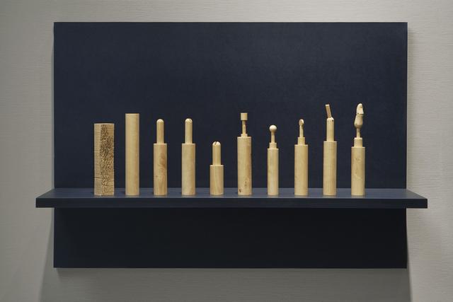 , 'How to Make a Thumb,' 2008, DANESE/COREY