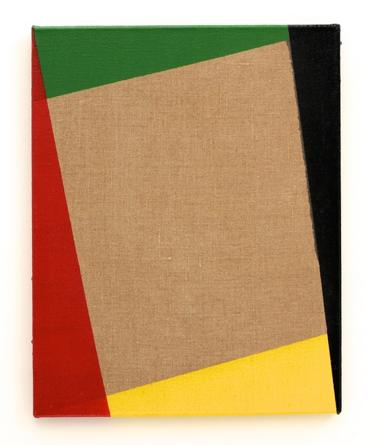 , 'Demonstration Painting (No. 2),' 2013, Ingleby Gallery