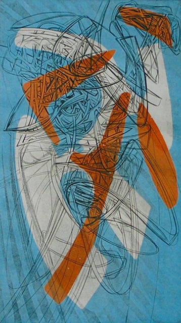 , 'Combat Sousmarin,' 1957, Dolan/Maxwell