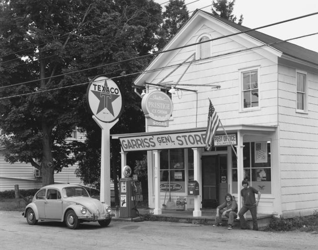, 'Garris's General Store, Stillwater, NJ,' 1973, Gallery 270