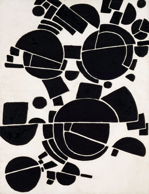 , 'Ohne Titel,' 1966, Bode Gallery