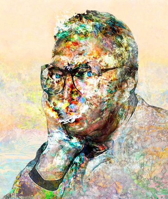, 'Portrait JJ,' 2009, Galerie Sho Contemporary Art